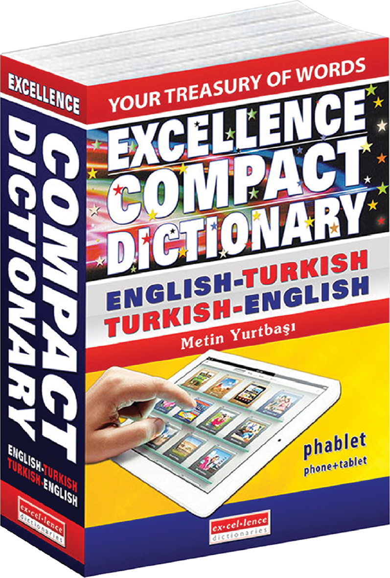 Excellence Compact Dictionary / English - Turkish - Turkish - Engilish